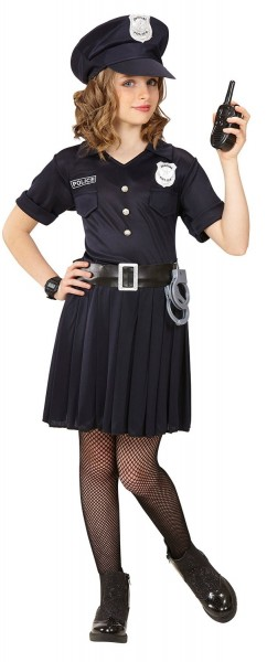 Paggy Police Kostüm Für Kinder