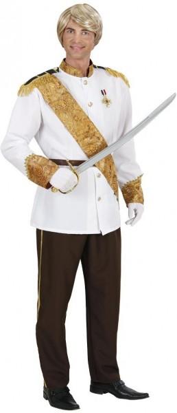 Märchenhaftes Prinz Franz Herrenkostüm