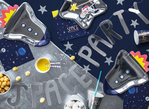 20 Weltall Party Space Servietten 33cm 5