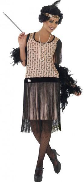 20er Coco Flapper Kostüm 1
