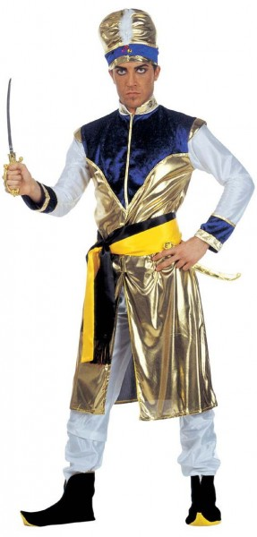 Orientalisches Maharajah Herrenkostüm