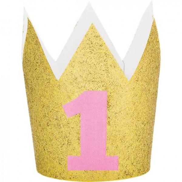 First Birthday Queen Krone 10cm