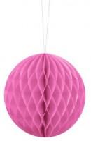 Wabenball Lumina pink 10cm