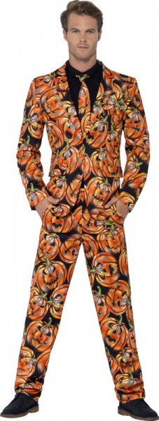 Halloweenanzug Kürbiswunder Für Herren