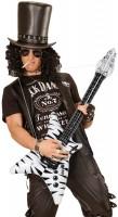 Aufblasbare Rockstar Luftgitarre