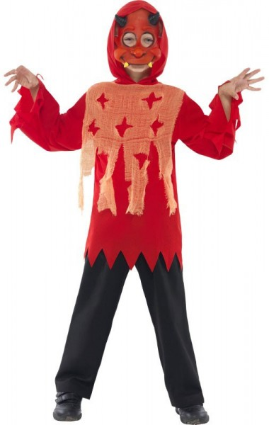 Funny devil child costume