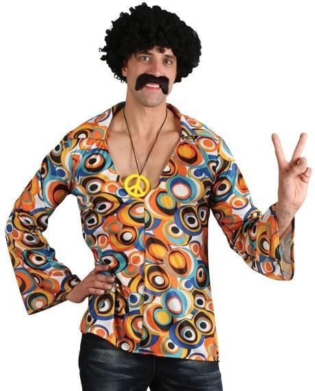 Hippie Partystar Hemd Rüdiger