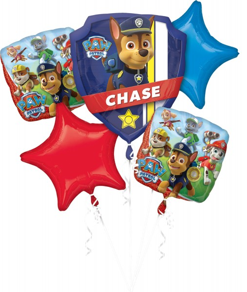 Paw Patrol Crew folies ballonsæt