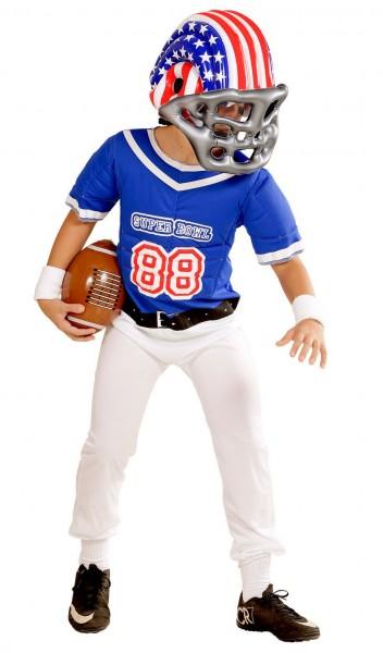 US Footballhelm Für Kinder Aufblasbar