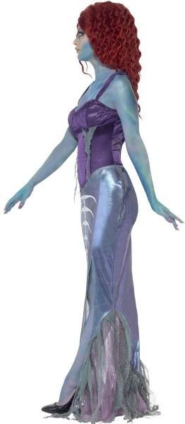 Zombie Meerjungfrau Merle Kostüm