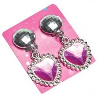 Disco Queen Diamant Ohrringe