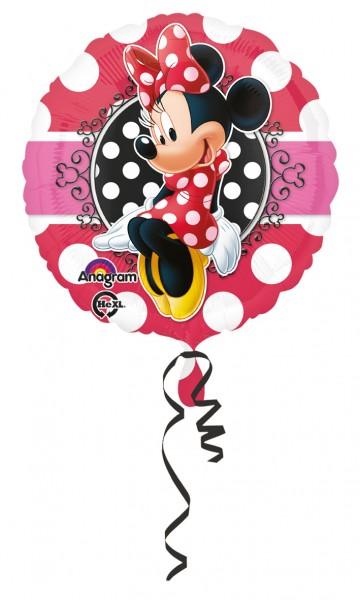 Folienballon Minnie Mouse Portrait