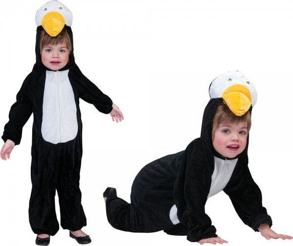 Plüsch Pinguin Plinfi Kinderkostüm