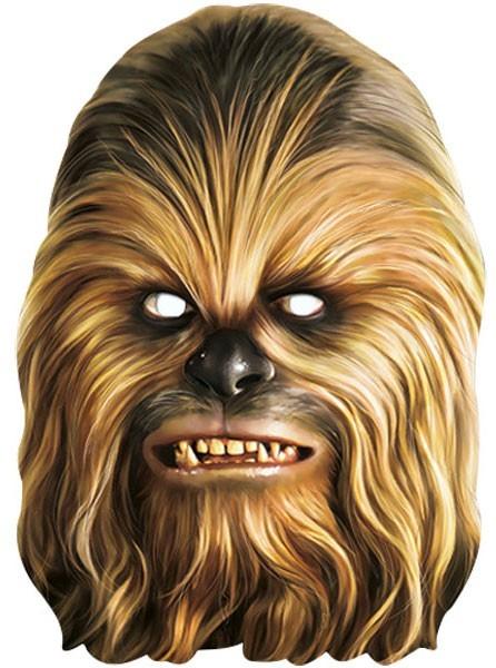 Masque Chewbacca Star Wars
