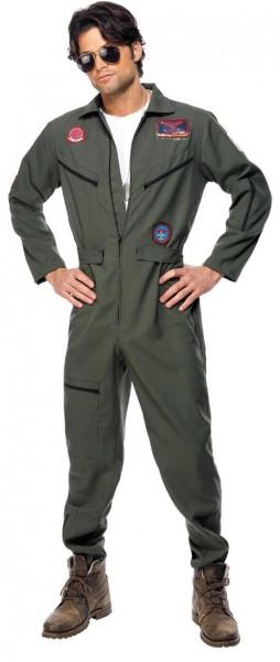 Kent Jagdflieger Piloten Kostüm