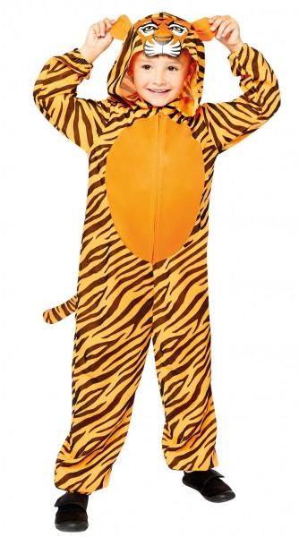 Dschungel Tiger Kinderkostüm