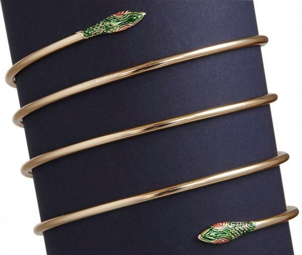 Schlangen Armband Cleopatra