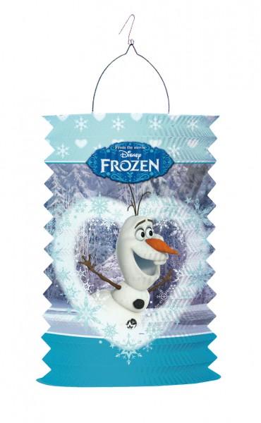 Frozen lantern