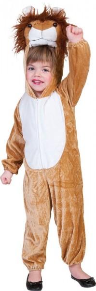 Löwe Leo Kinderkostüm