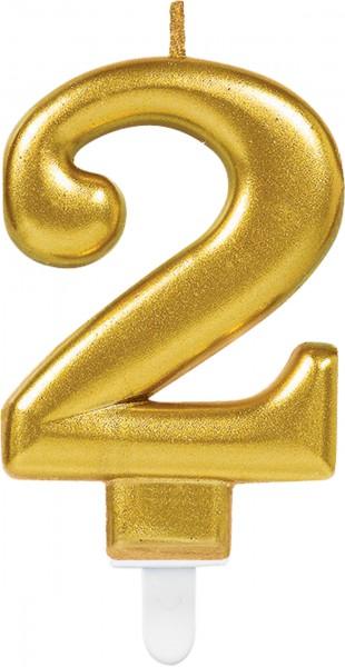 Nombre d'or bougie 2