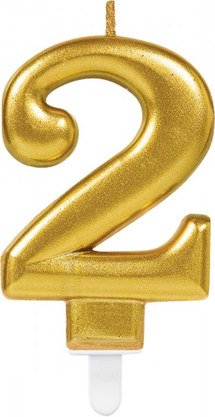 Candela numero d'oro 2