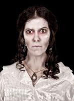 Grusel Zombie Make-Up-Set