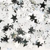 Silberne Sternen Streudeko Midnight 14g