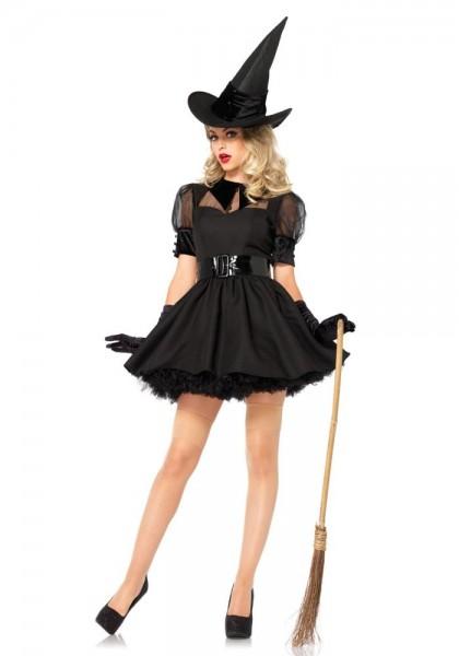 Costume da donna strega cupa