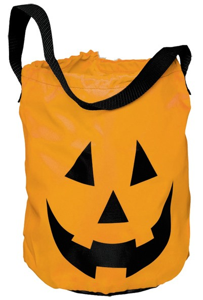 Sac de transport citrouille Halloween-Town 30x25cm