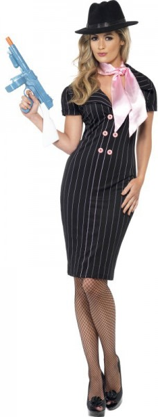 Ivetta gangster lady costume