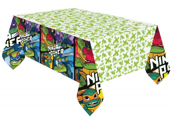 Ninja Turtles Adventure Tischdecke