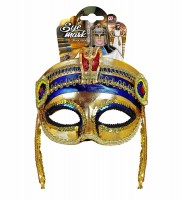 Edle Pharaonen Augenmaske