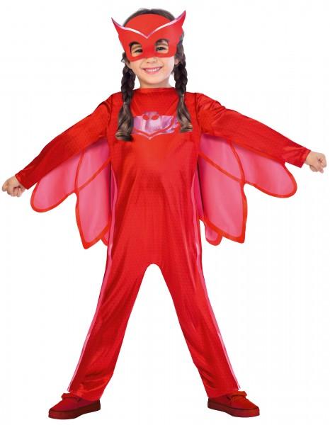 Costume da civetta PJ Masks per bambina